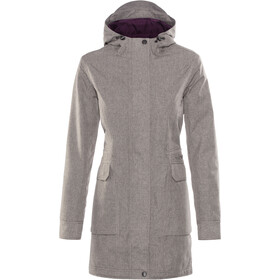Royal Robbins Astoria Veste imperméable Femme, pewter